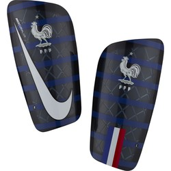 Protège tibias Equipe de France bleu 2018