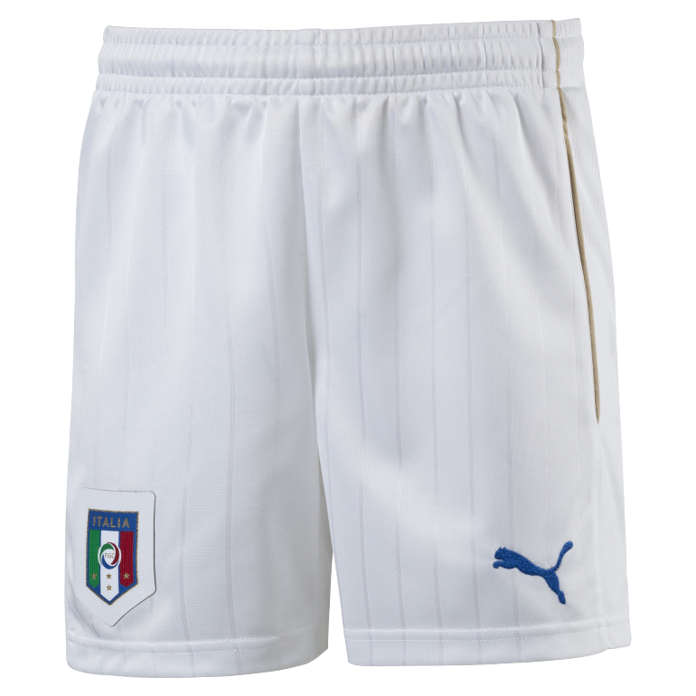 Short junior Italie domicile 2016