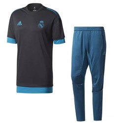 Tenue entrainement Real Madrid europe 2017/18