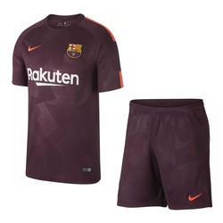 Tenue FC Barcelone third 2017/18