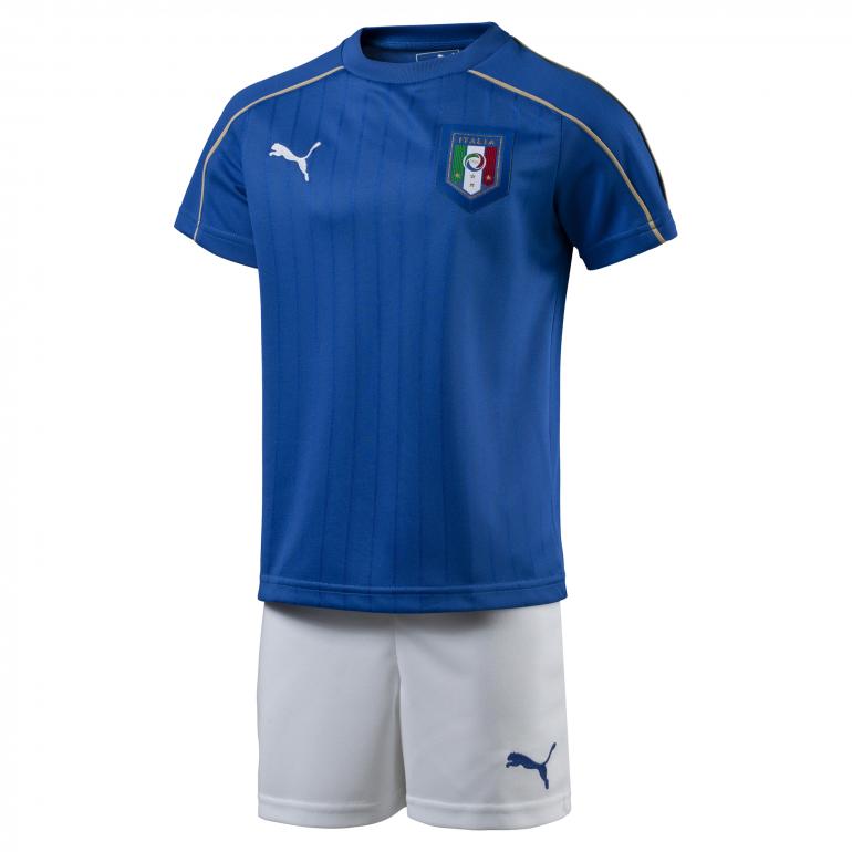 Tenue enfant Italie domicile 2016