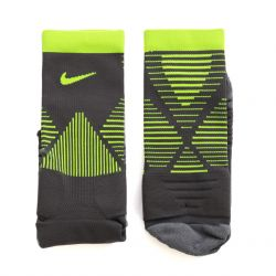 Chaussettes Nike Grip Mercurial noir jaune 2016/17