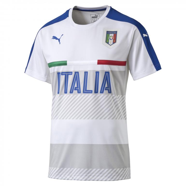 Maillot entraînement Italie blanc 2016