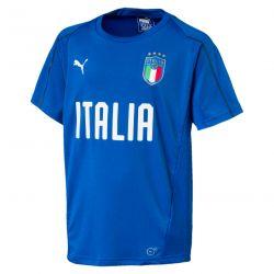 Maillot entraînement junior Italie bleu 2018