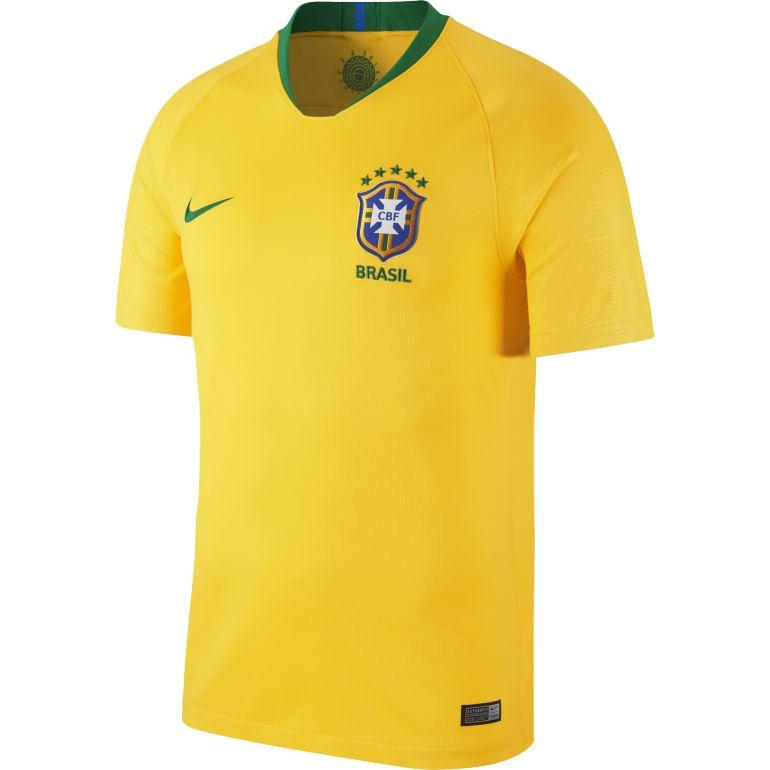 Maillot Brésil domicile 2018