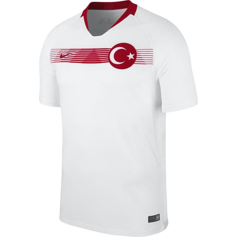 Maillot Turquie extérieur 2018