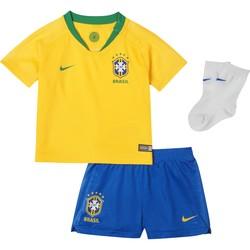 Tenue bébé Brésil domicile 2018