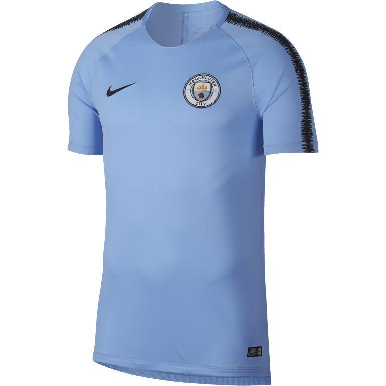 Maillot entraînement Manchester City bleu 2018/19
