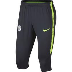 Pantalon survêtement 3/4 Manchester City bleu 2018/19