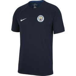 T-shirt Manchester City bleu foncé 2018/19