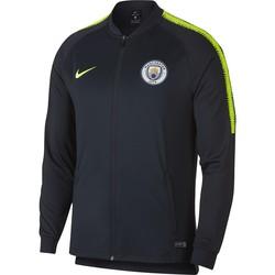 Veste survêtement Manchester City bleu jaune 2018/19