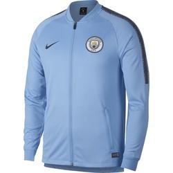 Veste survêtement Manchester City bleu ciel 2018/19
