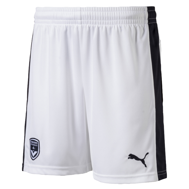 Short junior Girondins de Bordeaux domicile 2016 - 2017