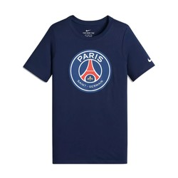 T-shirt junior PSG bleu 2017/18