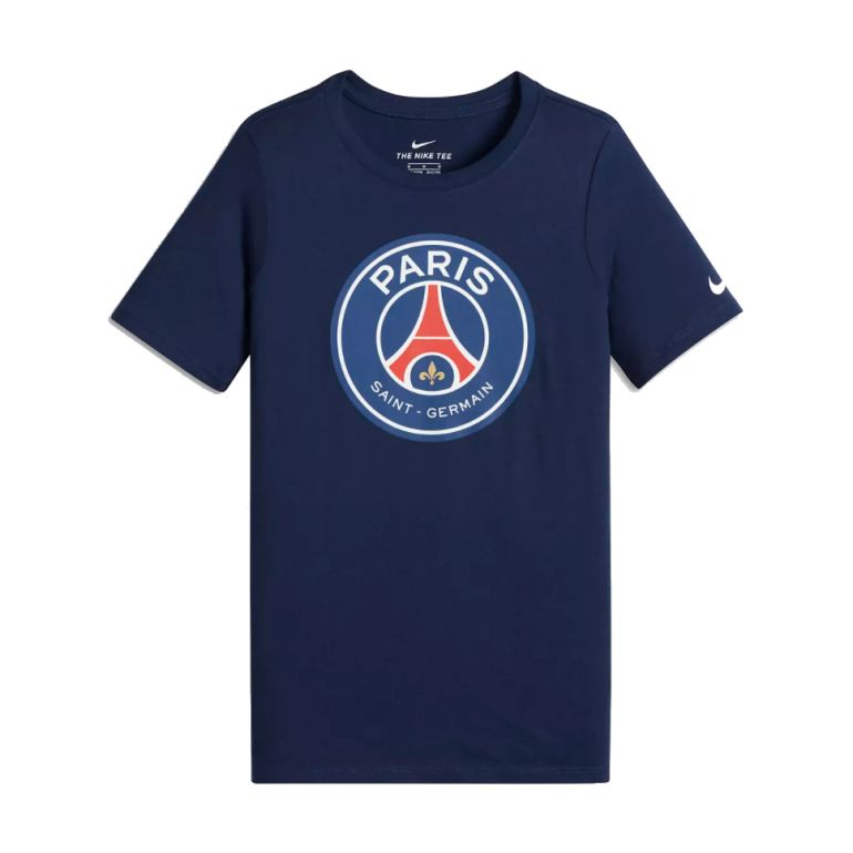 T-shirt junior PSG bleu 2017/18