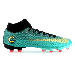 Mercurial Superfly VI CR7 Academy MG vert
