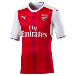 Maillot authentique Arsenal domicile 2016 - 2017