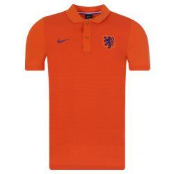 Polo Pays Bas orange 2016