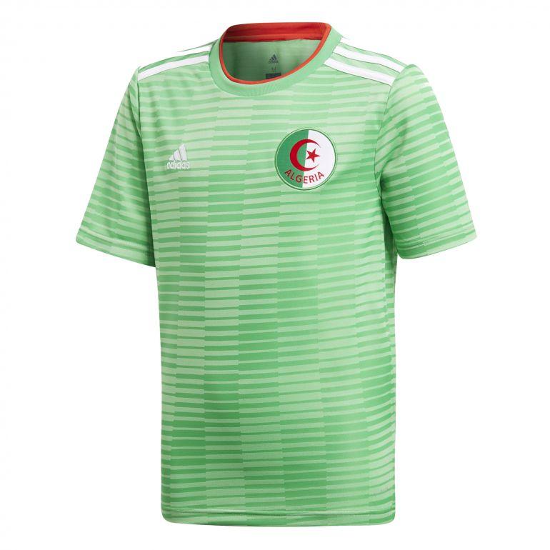 Maillot junior Algérie extérieur 2018