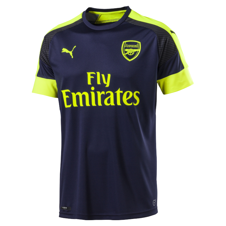 Maillot Third Arsenal 2016 - 2017