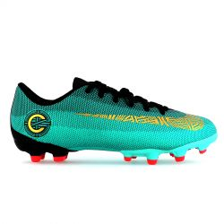 Mercurial Vapor XII CR7 junior Academy MG vert