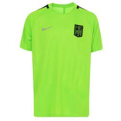 Maillot entraînement junior Neymar vert 2016