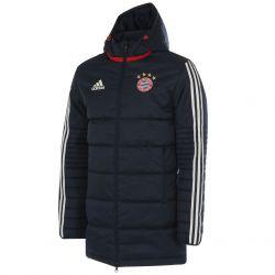 Doudoune Bayern Munich bleu 2017/18