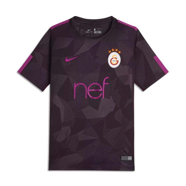 Maillot junior Galatasaray third 2017/18