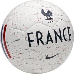 Ballon Equipe de France blanc 2018