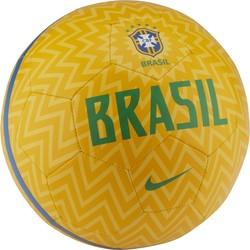 Ballon Prestige Brésil jaune 2018