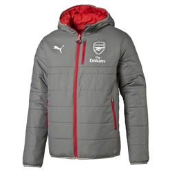 Veste réversible Arsenal grise et rouge 2016 - 2017