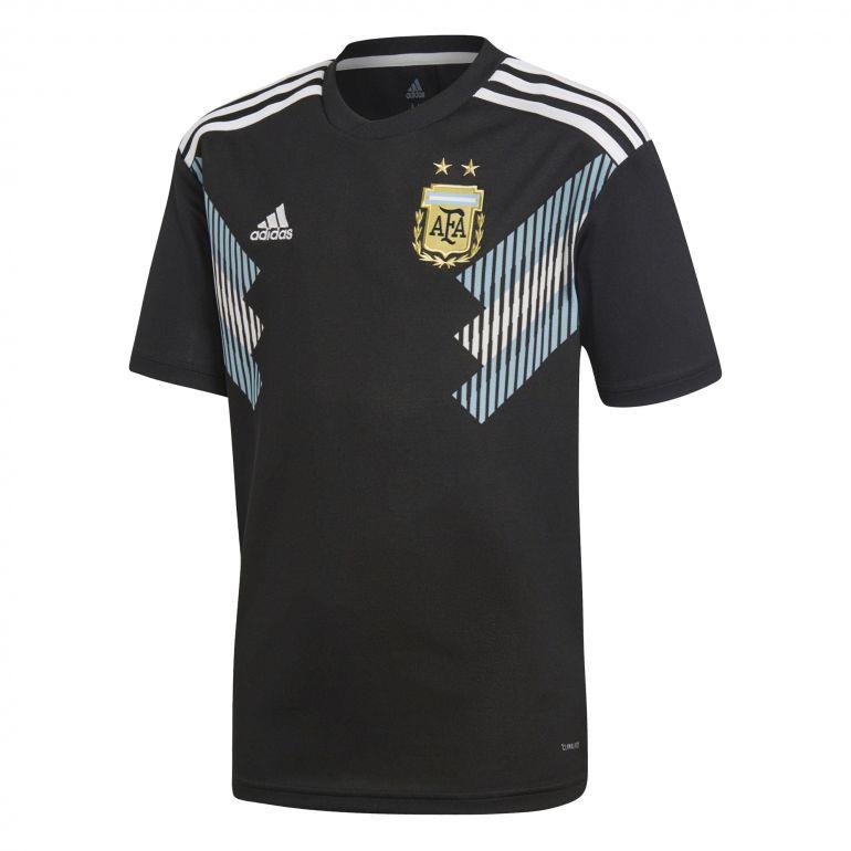 Maillot junior Argentine extérieur 2018