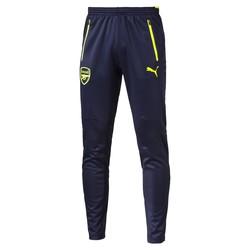 Pantalon survêtement Arsenal bleu liseret jaune 2016 - 2017