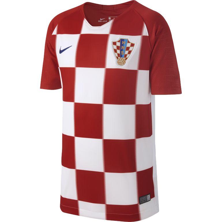 Maillot junior Croatie domicile 2018