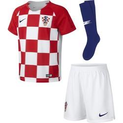 Tenue enfant Croatie domicile 2018