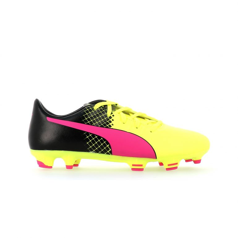 Evopower 3.3 junior FG rose jaune