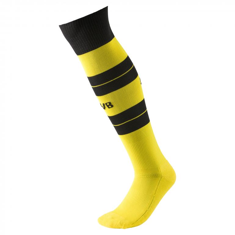 Chaussettes Dortmund jaunes rayées noires 2016 - 2017
