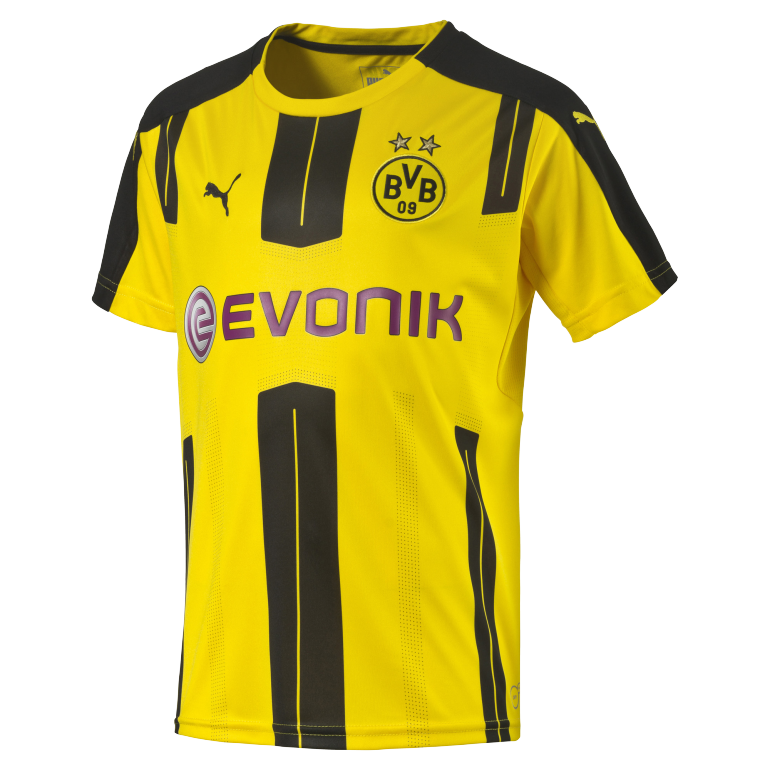 Maillot junior Dortmund domicile 2016 - 2017