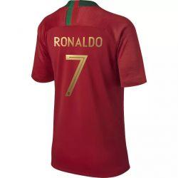 Maillot junior Ronaldo Portugal domicile 2018