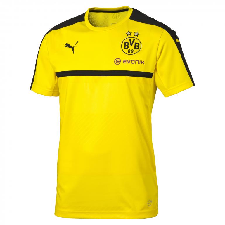 Maillot entraînement Dortmund jaune 2016 - 2017