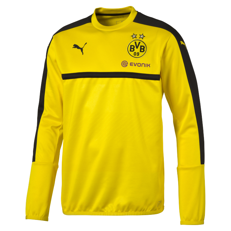 Sweat Training Dortmund jaune 2016 - 2017