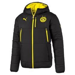 Veste réversible Dortmund noire et jaune 2017/18