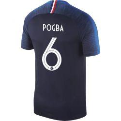 Maillot Pogba Equipe de France domicile 2018