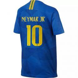 Maillot junior Neymar Brésil extérieur 2018