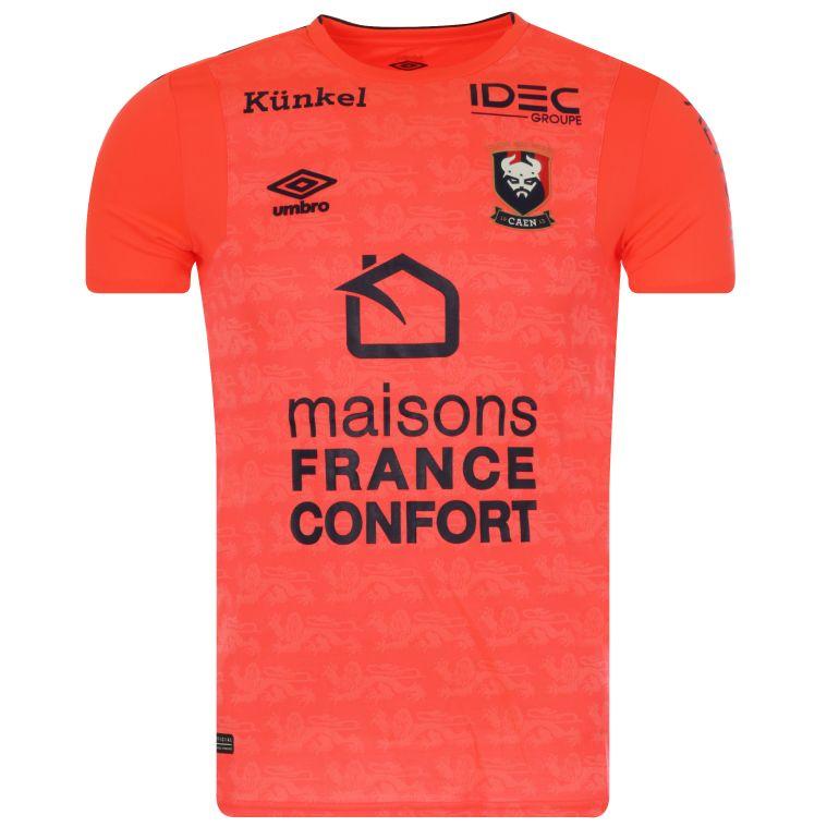 Maillot SM Caen extérieur 2017/18