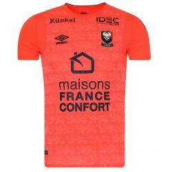 Maillot junior SM Caen extérieur 2017/18