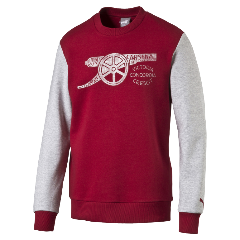 Sweat Arsenal fan Gunners