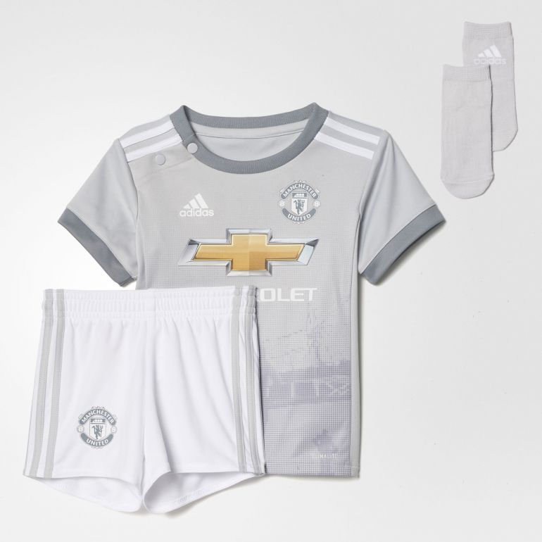 Tenue bébé Manchester United third 2017/18