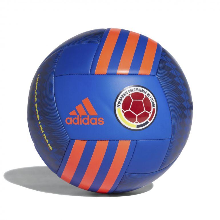 Ballon Colombie bleu 2018