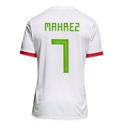 Maillot Mahrez Algérie domicile 2018
